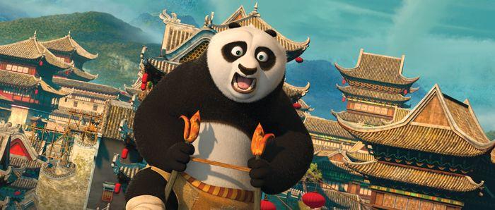 Kung Fu Panda 2 a réalisé près de 435 000 entrées lors de sa première semaine en salle.
