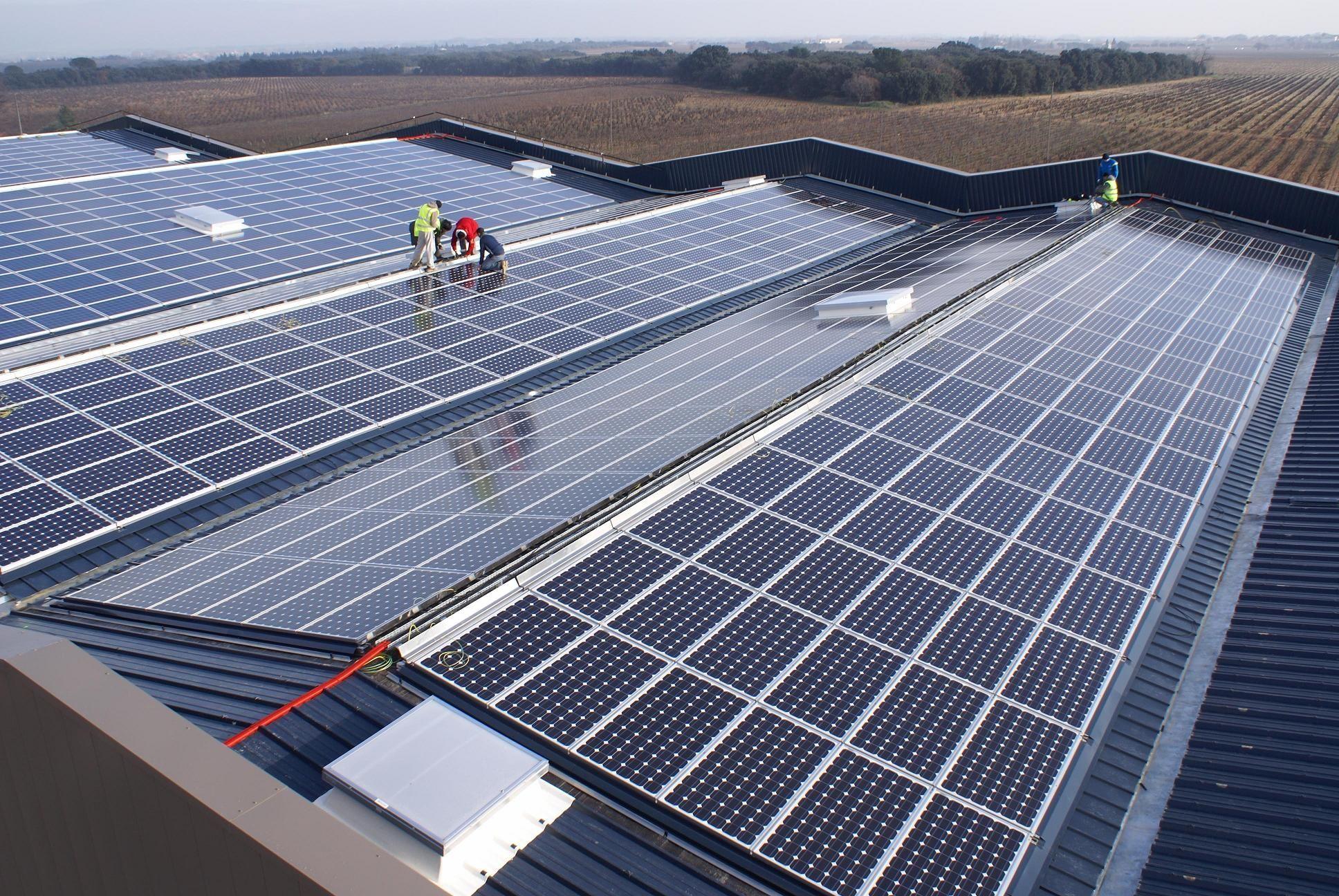 La première route solaire au monde a été inaugurée en Normandie