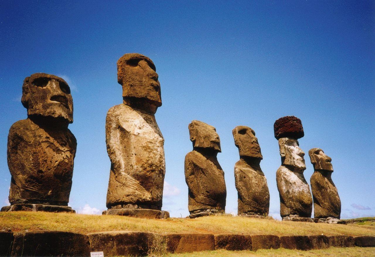 Le mystère de la disparition des habitants de l'Ile de Pâques enfin résolu?