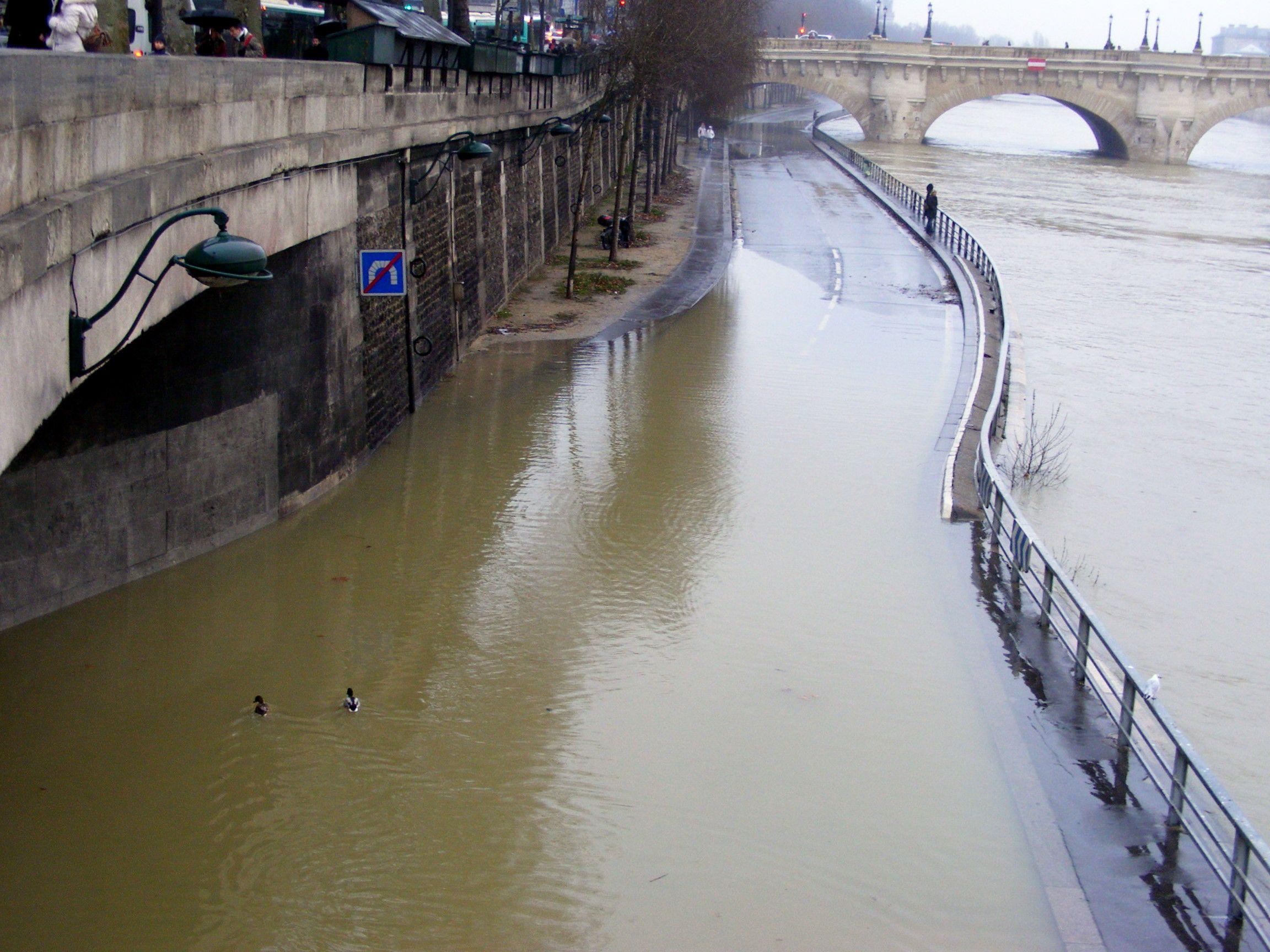 Inondations : comment l'Ile-de-France persiste à construire dans des zones inondables malgré le risque connu de la grande crue