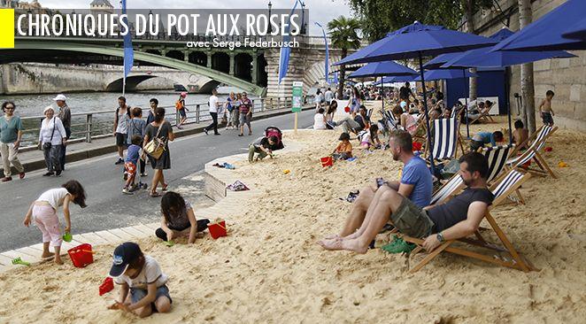 Paris Plages.
