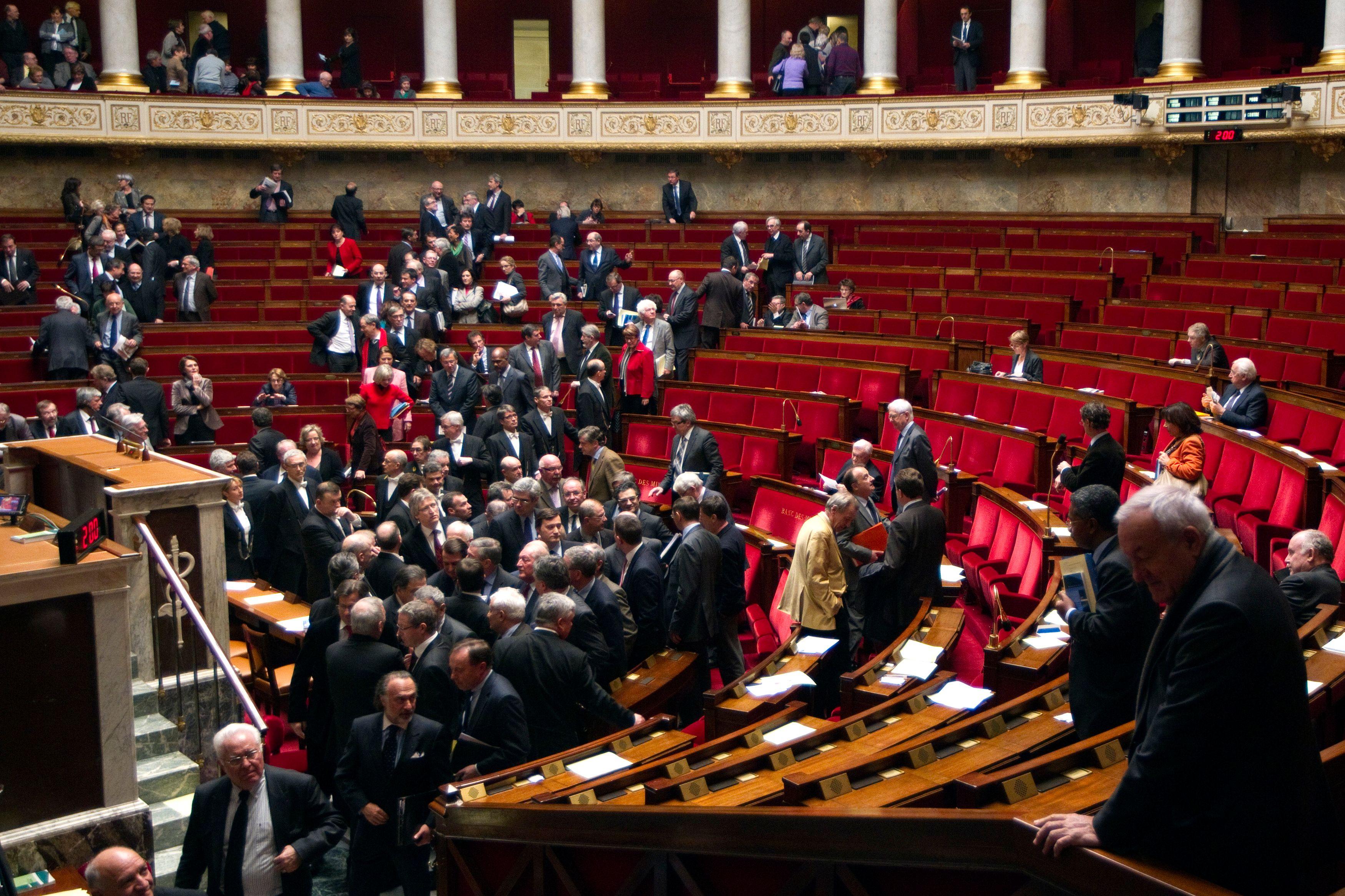 Débat animé à l'Assemblée nationale ce mercredi