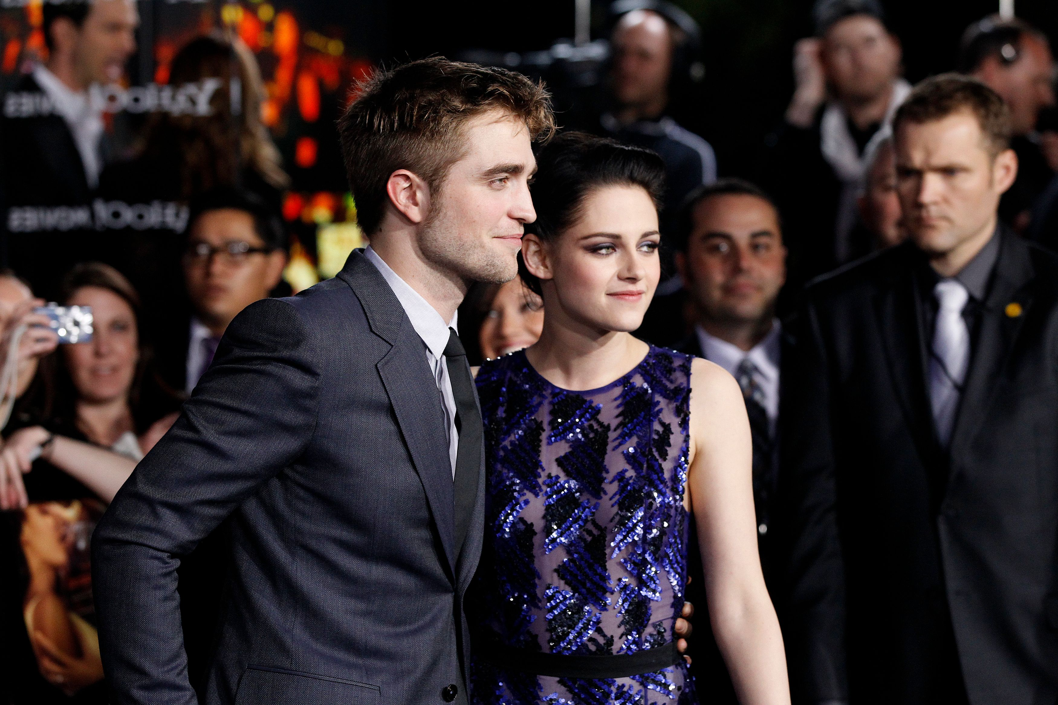 Robert Pattinson et Kristen Stewart feraient l'amour jusqu'à sept fois par jour.