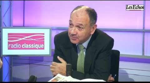"""Paul Hermelin - Capgemini : """"On ne va pas envoyer du code en Inde alors que la France fait de l'innovation"""""""