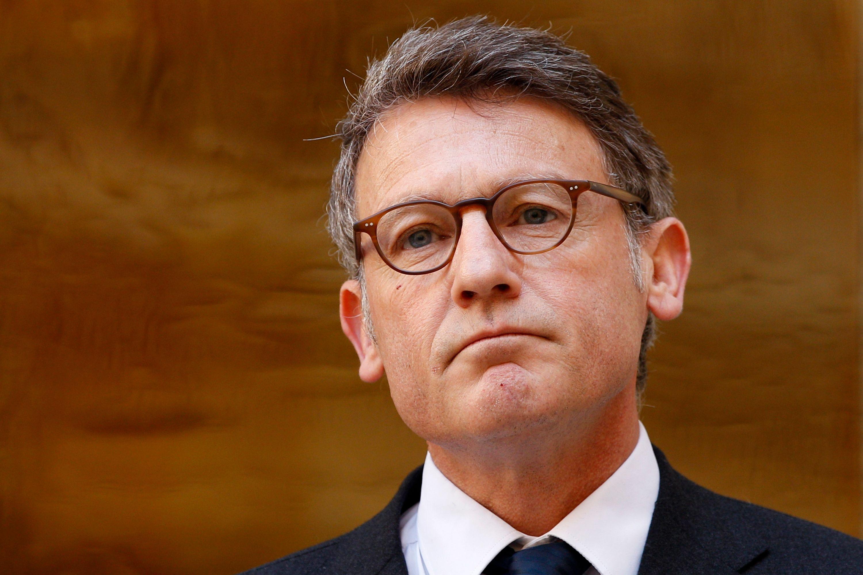 Le ministre de l'Éducation nationale Vincent Peillon.