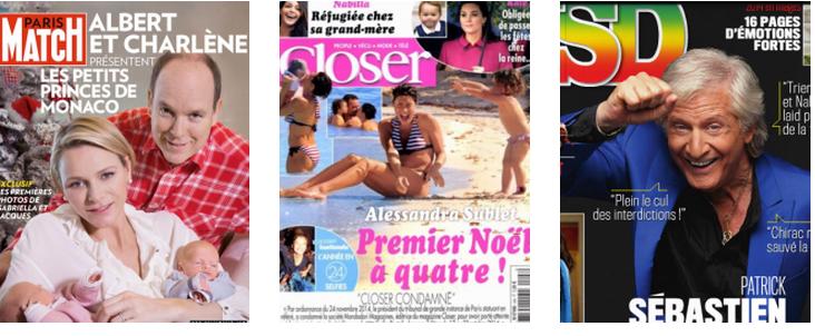 François Hollande : seul avec le sapin de Noël, Monaco : l'inquiétude, Alessandra Sublet : le communiqué de Saint-Barth'