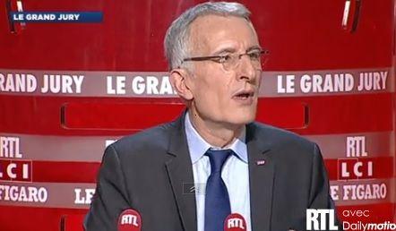 """Guillaume Pepy : """"Faire de la SNCF un grand groupe sur toute la mobilité dont on a besoin"""""""