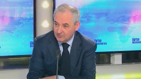 François Pérol, président de la BPCE