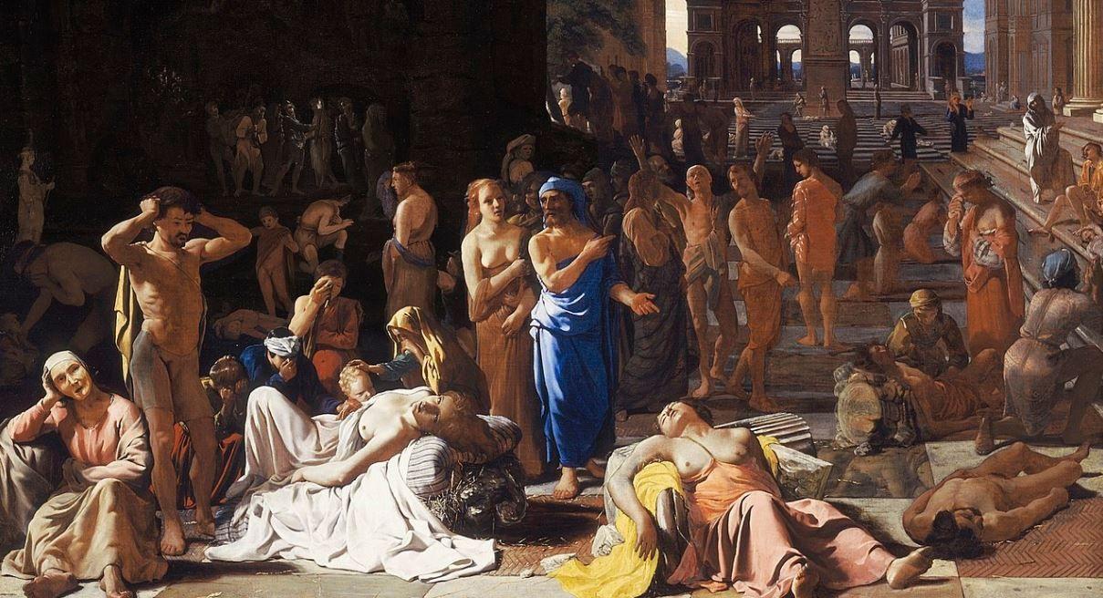 Ce que nous apprend la peste athénienne sur l'impact des épidémies sur la démocratie