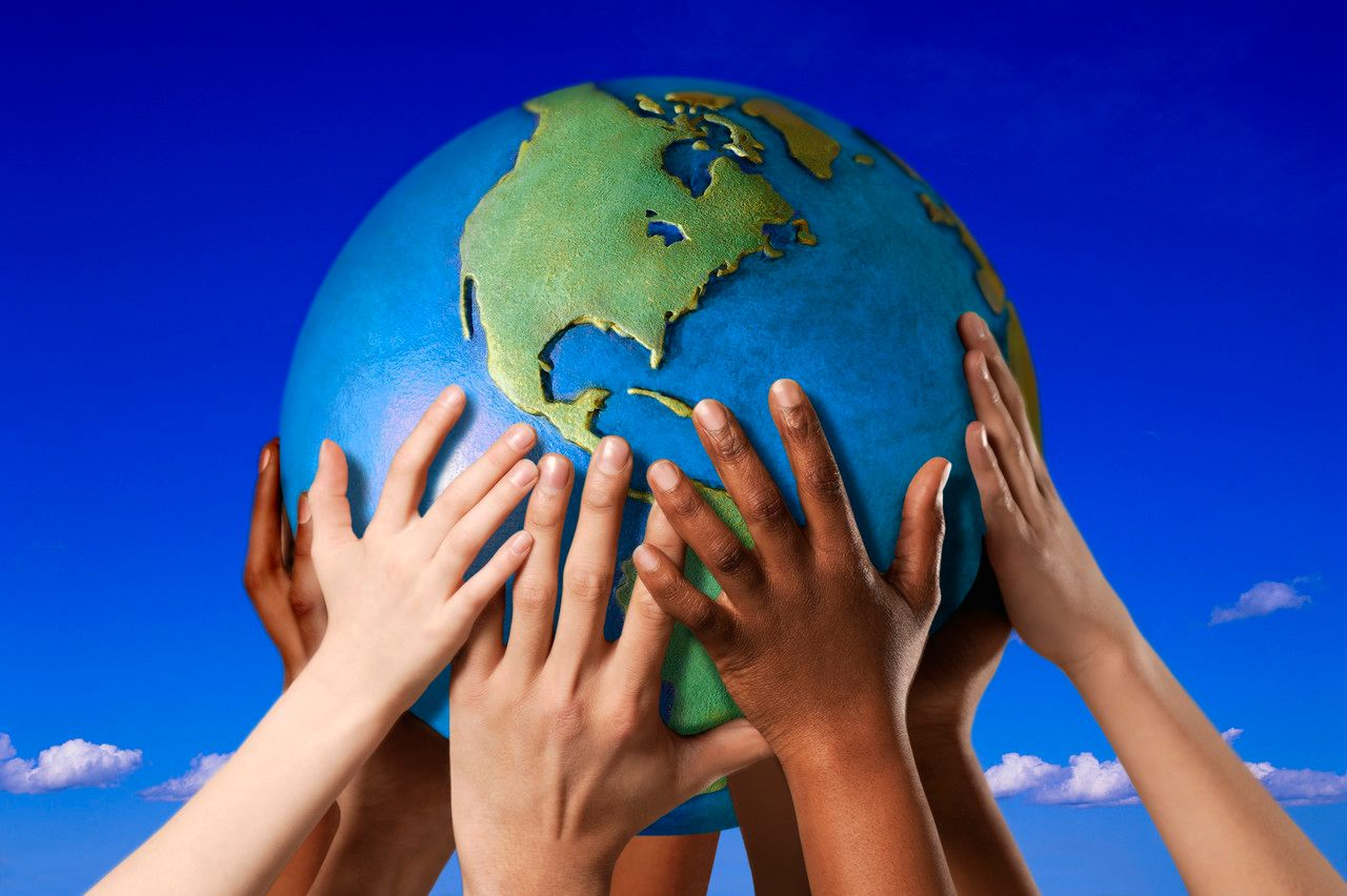 Le  moteur de la philanthropie serait la relation entre interlocuteurs.
