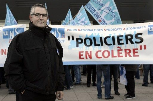 """Philippe Capon : """"Il apparaît patent que le discours de certains policiers est très proche du discours politique clivant de ceux qui refusent l'existence des syndicats."""""""