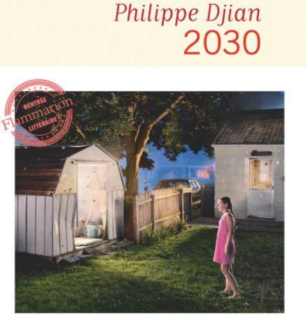 Philippe Djian 2030 roman livre