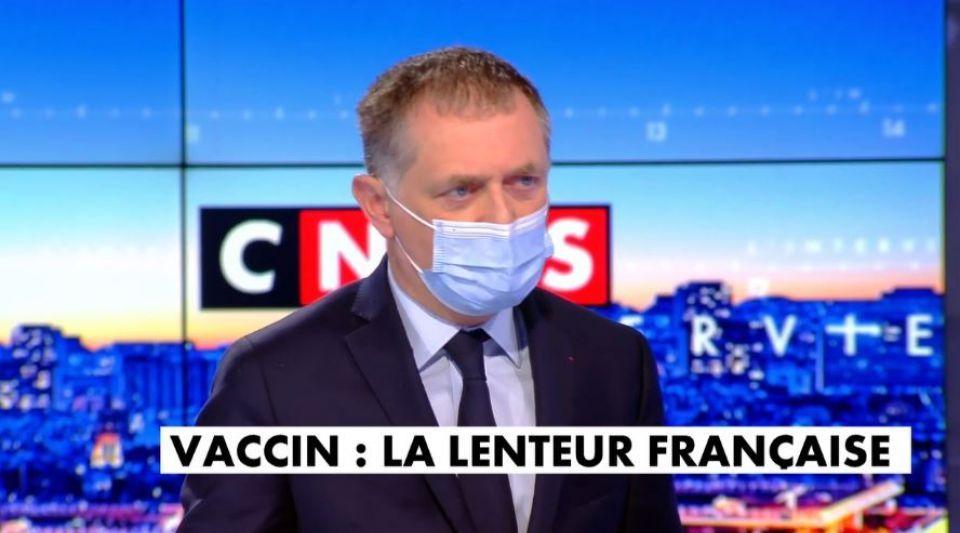 Philippe Juvin Cnews plan de vaccination France covid-19 coronavirus