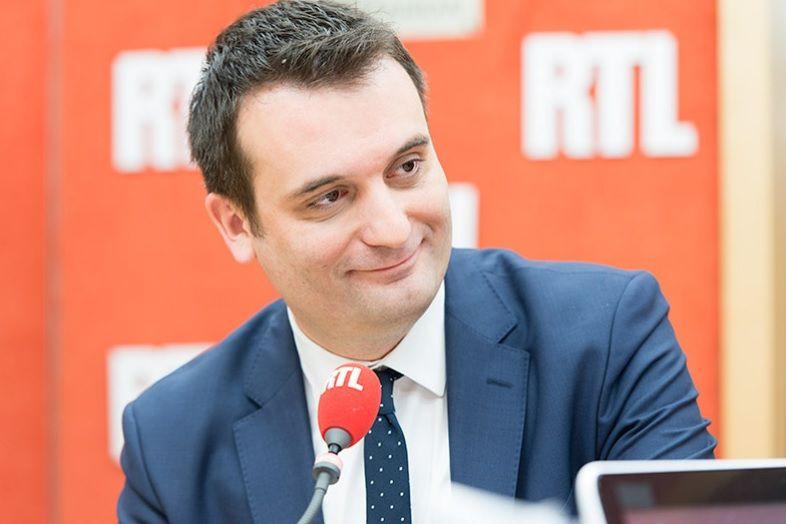 """""""Farid Fillon"""" : Florian Philippot évoque """"la liberté d'expression"""""""