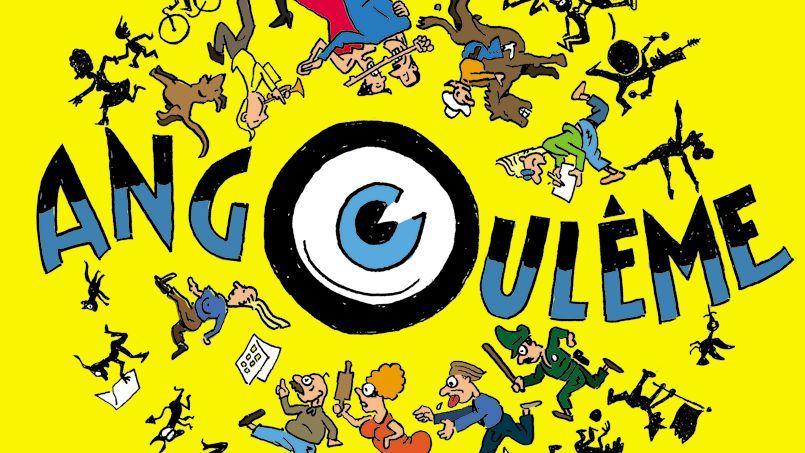 Festival de BD d'Angoulême : la 41e édition démarre ce jeudi