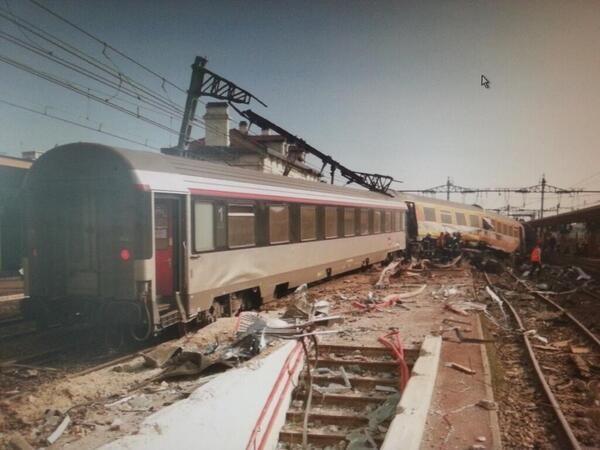 Accident de Brétigny : un rapport accable la gestion delaSNCF et deRéseau ferré de France