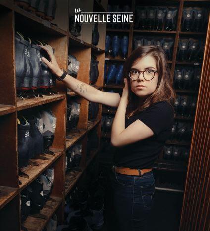 """""""Bon anniversaire Jean"""" de et avec Fanny Ruwet est à découvrir au Théâtre La nouvelle Seine, à Paris, jusqu'au 8 juillet."""