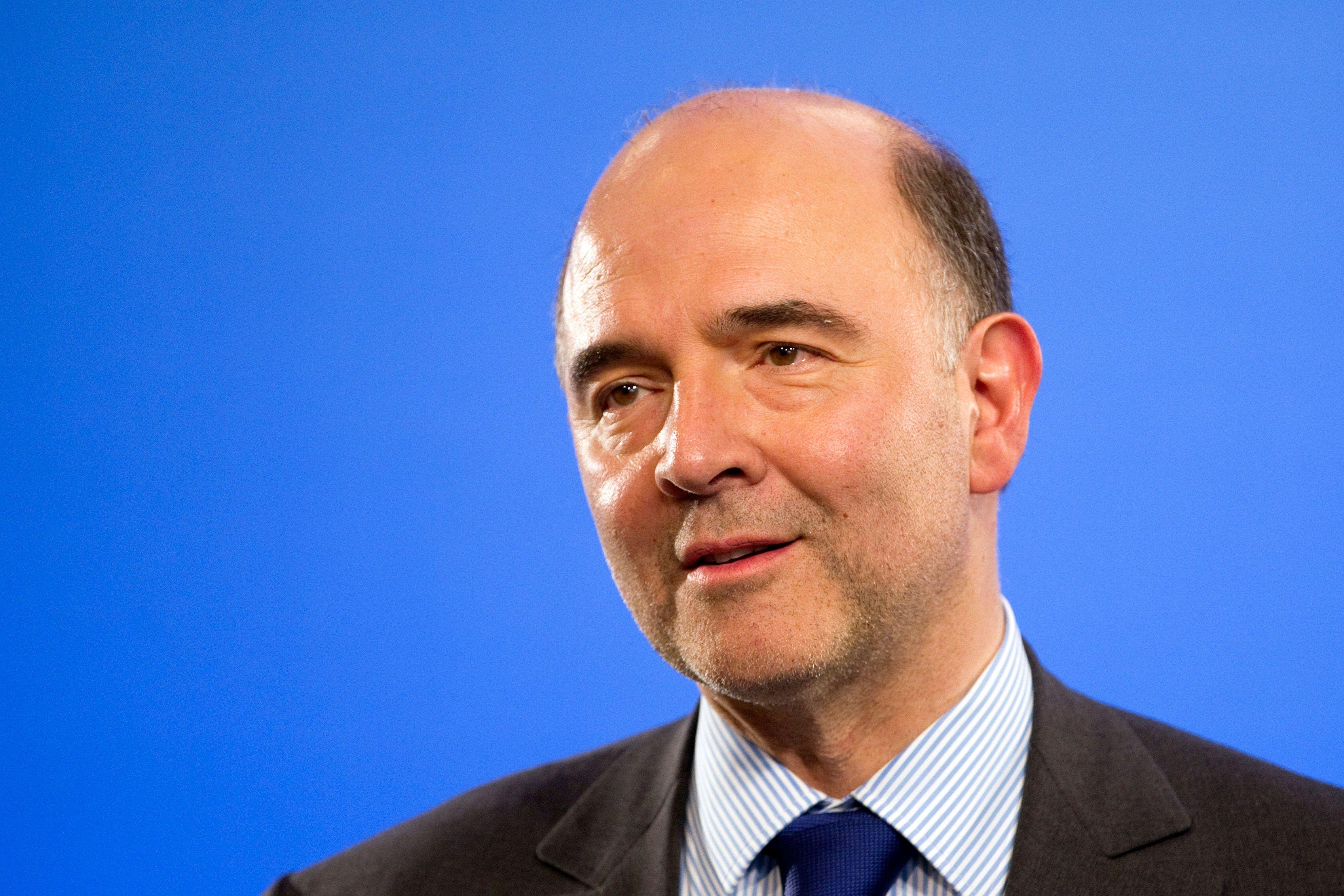 Pierre Moscovici a annoncé que le gouvernement renonçait à l'EBE