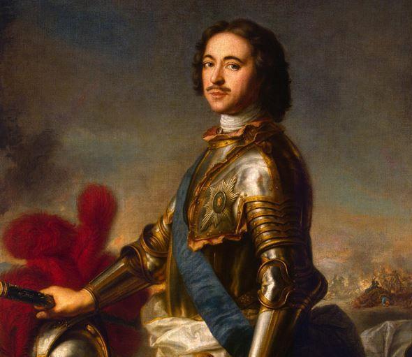 Pierre Ier Le Grand Russie histoire