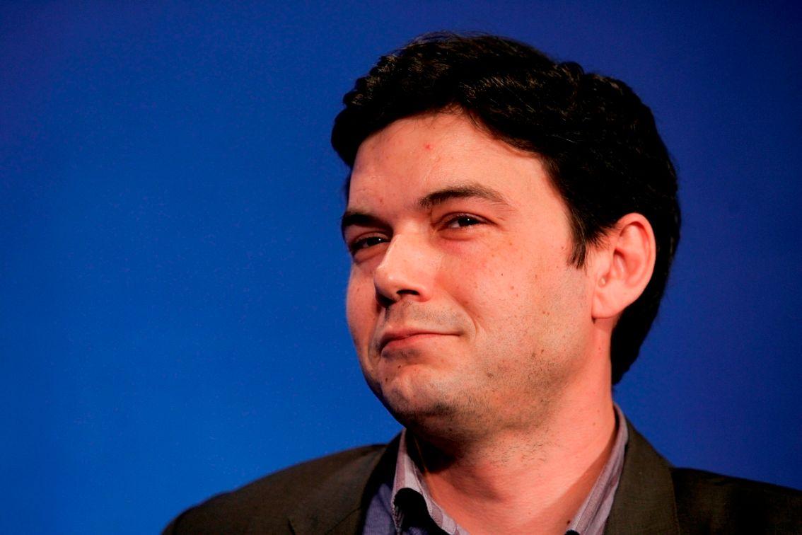 """Thomas Piketty, l'auteur de """"pour une révolution fiscale"""""""