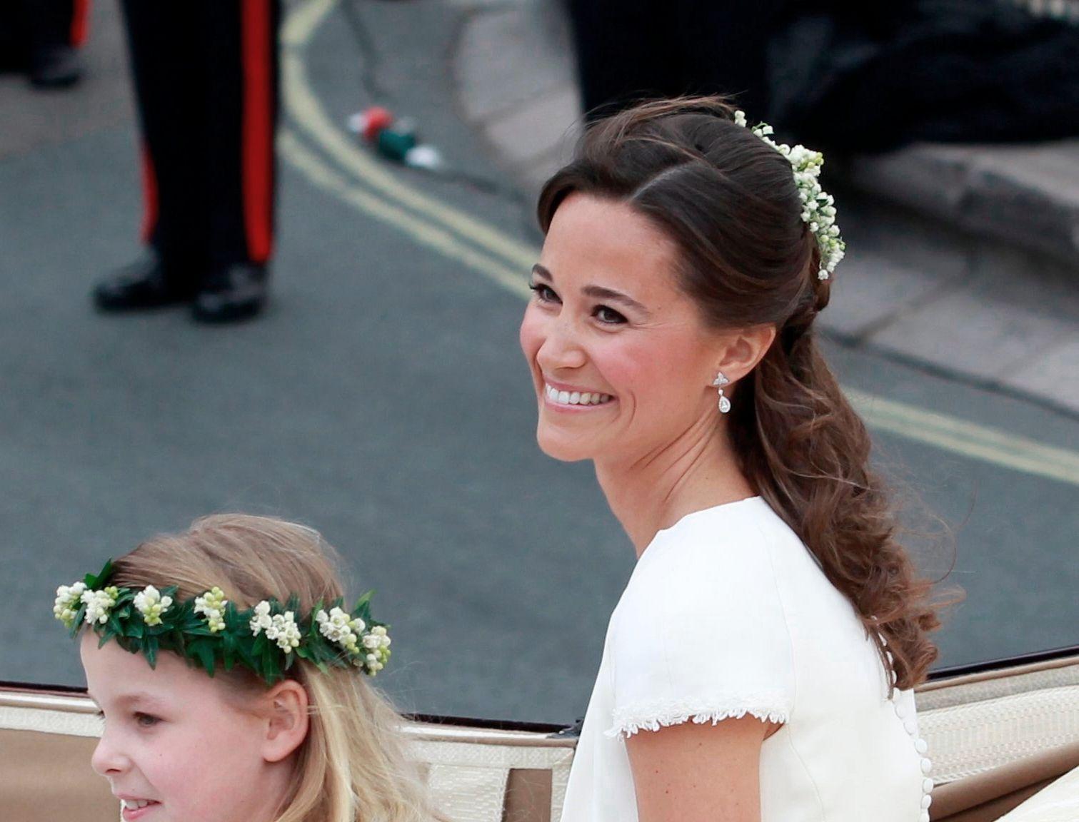 Pippa Middleton se serait fait dérober 3.000 photos privées stockées sur Internet