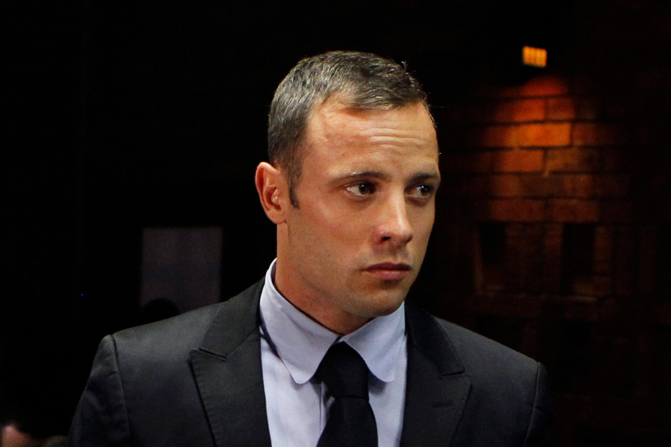 Oscar Pistorius se trouve en détention depuis le mois d'octobre 2014.