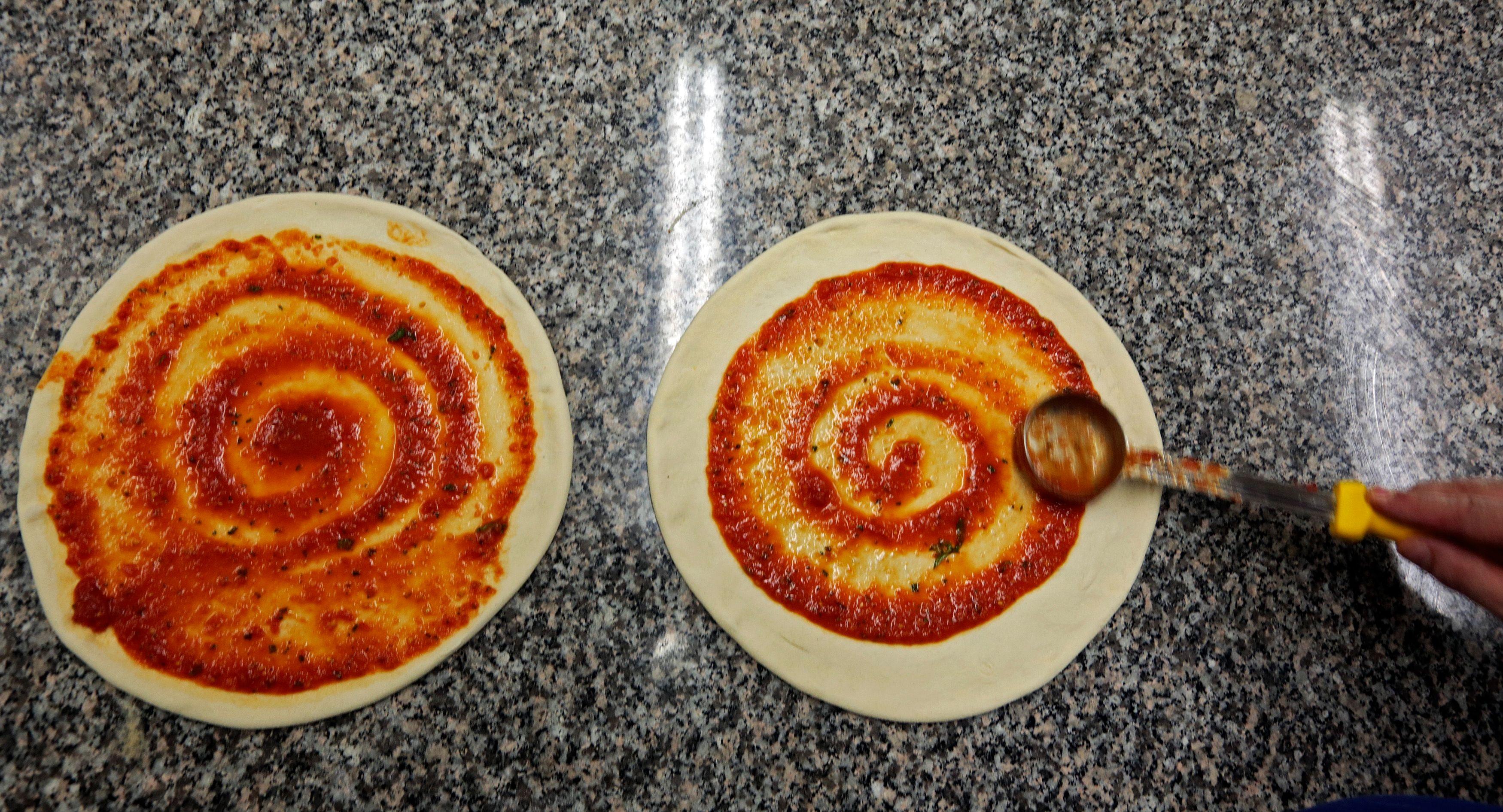 Chaque jour, 13 % des Américains consomment de la pizza.