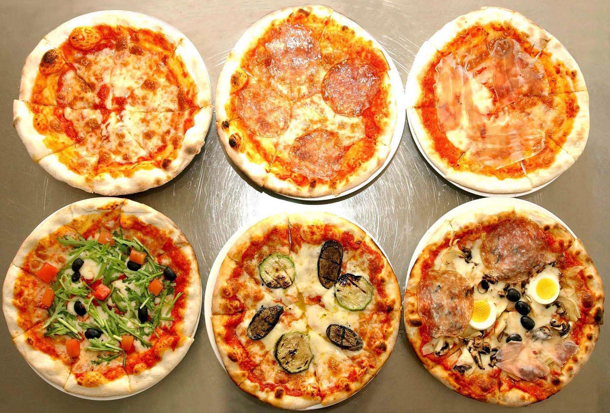 L'imprimante 3 D permet de créer des pizzas.