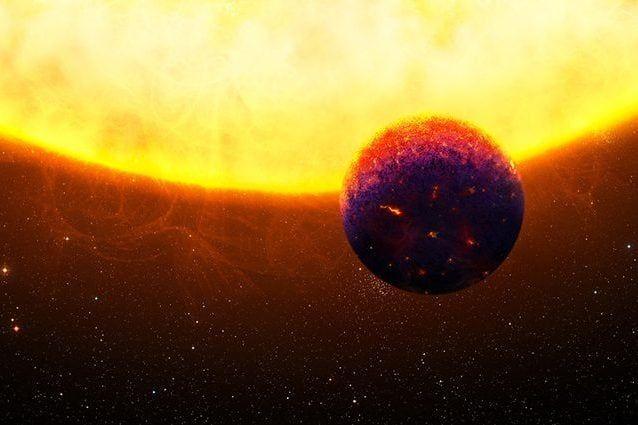Des chercheurs révèlent l'existence d'une planète de gemmes