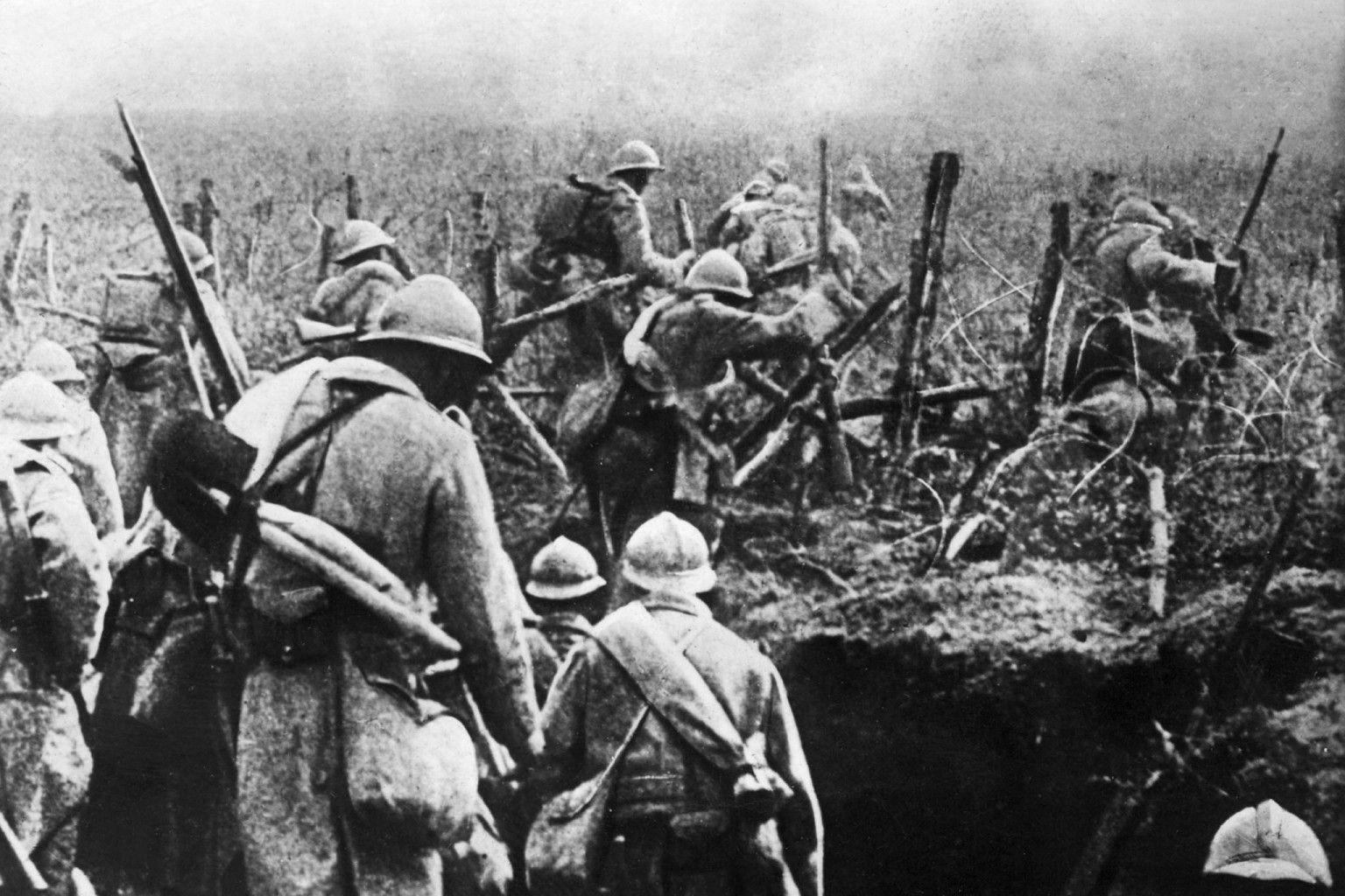 Les soldats qui ne sont pas morts au front en 14-18 sont restés marqués à vie par ce qu'ils y ont vu.