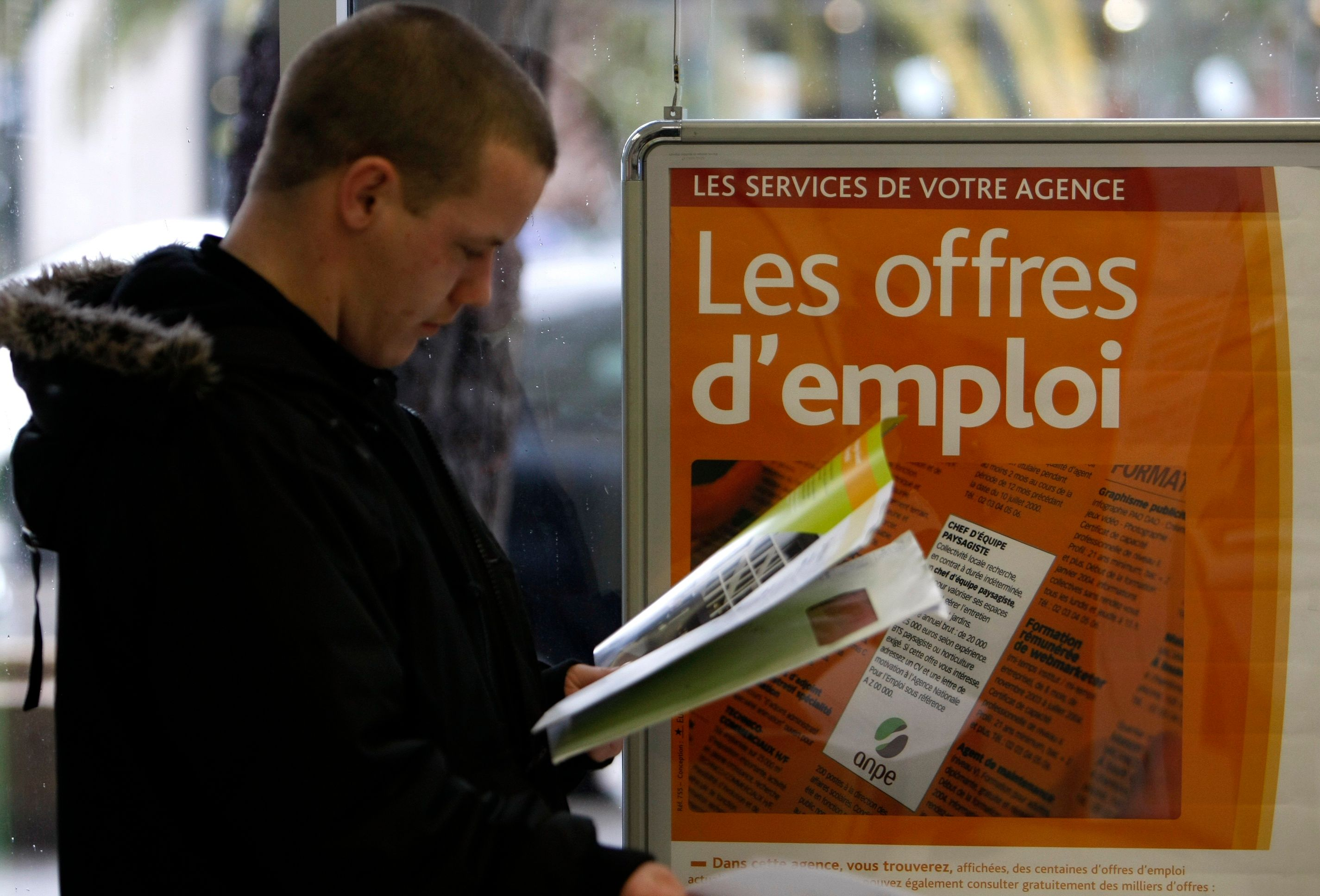 Les déclarations d'embauche en CDI au premier trimestre 2013 ont chuté de 6% par rapport au trimestre précédent et de 12,7% sur un an.