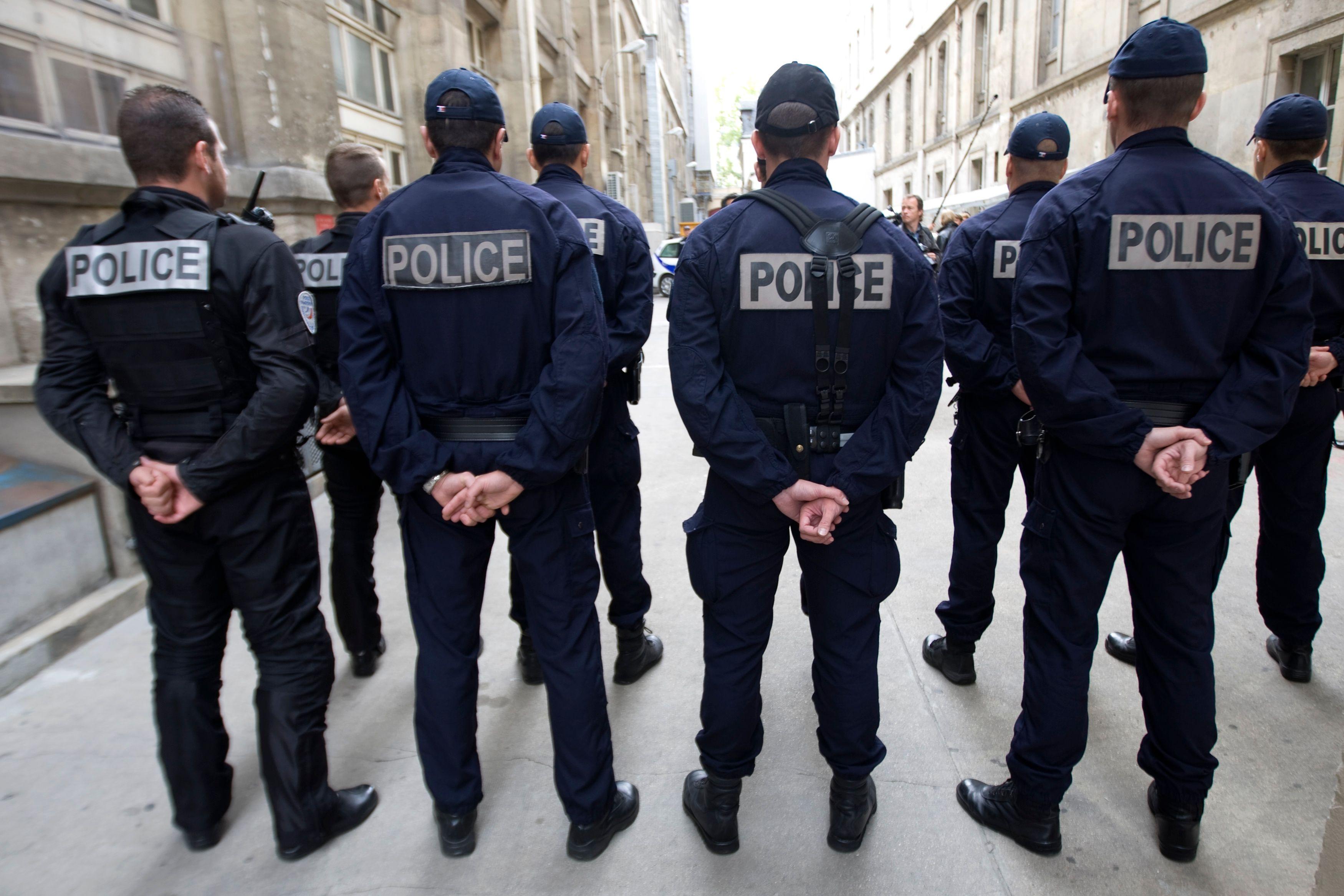 Plusieurs policiers ont été arrêtés ce mardi à Marseille.