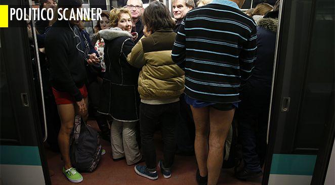 Le FN est devenu le parti du métro à 18h.