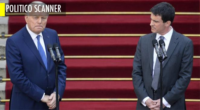 François Hollande a choisi de nommer Manuel Valls Premier ministre à la place de Jean-Marc Ayrault.