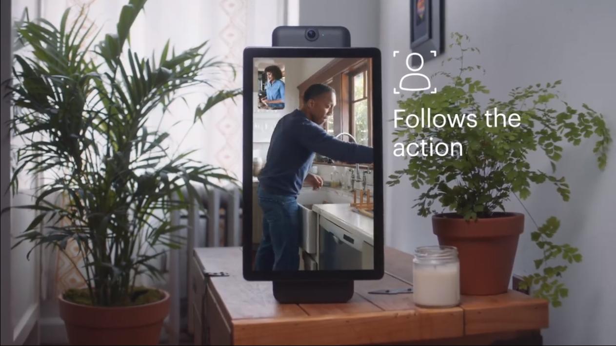 Facebook lance Portal, le premier écran conçu uniquement pour l'appel vidéo