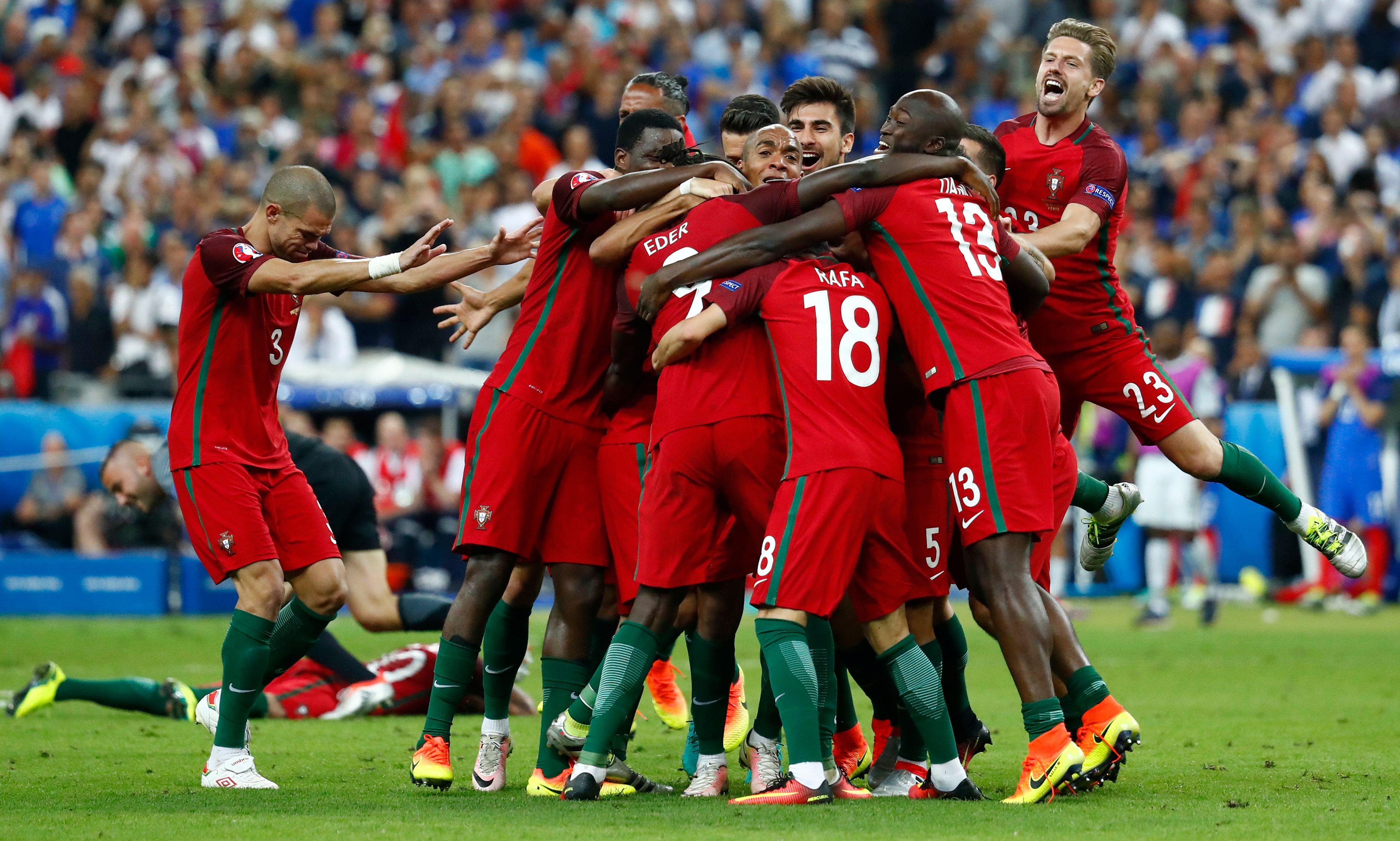 Euro 2016 : le Portugal est champion d'Europe pour la première fois de son histoire
