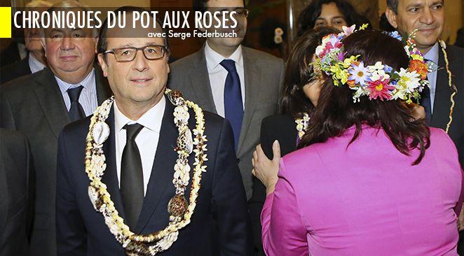 François Hollande s'est récemment rendu dans les territoires d'outre-mer.