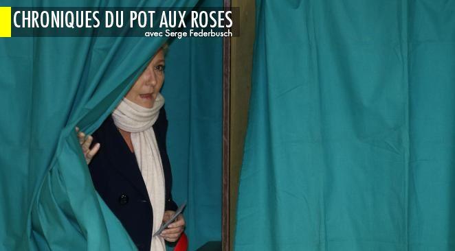Marine Le Pen a obtenu plus de 40 % des voix dans la région Nord-Pas-de-Calais-Picardie