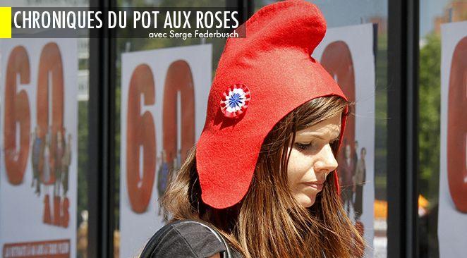 Des premiers bonnets rouges ont été signalés en région parisienne, signe d'un début de contagion de la révolte bretonne.
