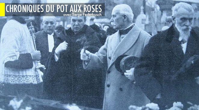 Le maréchal Philippe Pétain hante encore la société française.