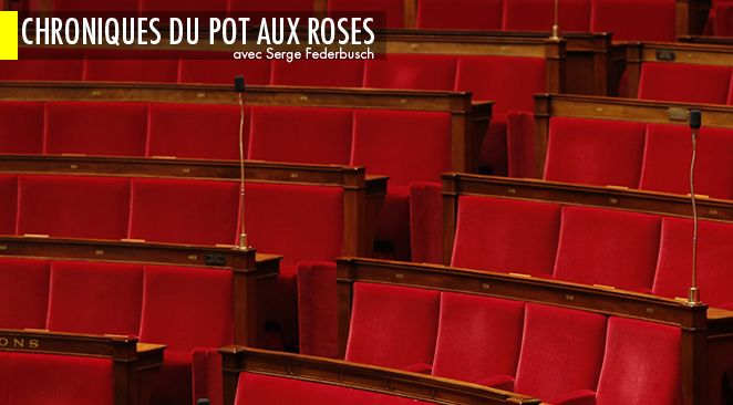 Les sièges de l'Assemblée nationale.