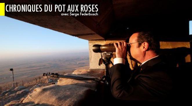 Irak, Etat islamique et attentats : à quel jeu périlleux joue donc François Hollande ?
