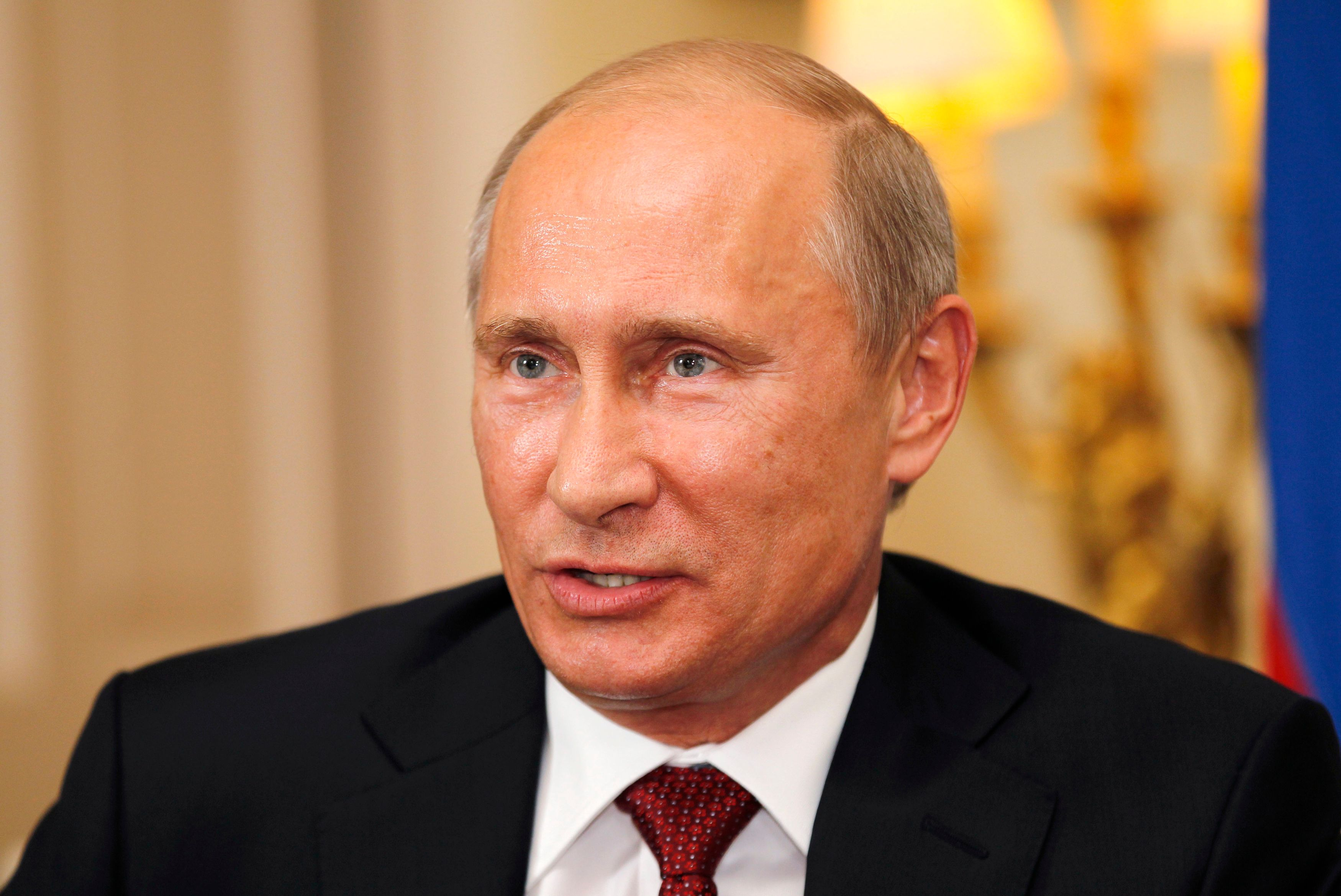 Le président russe se serait remarié en septembre.
