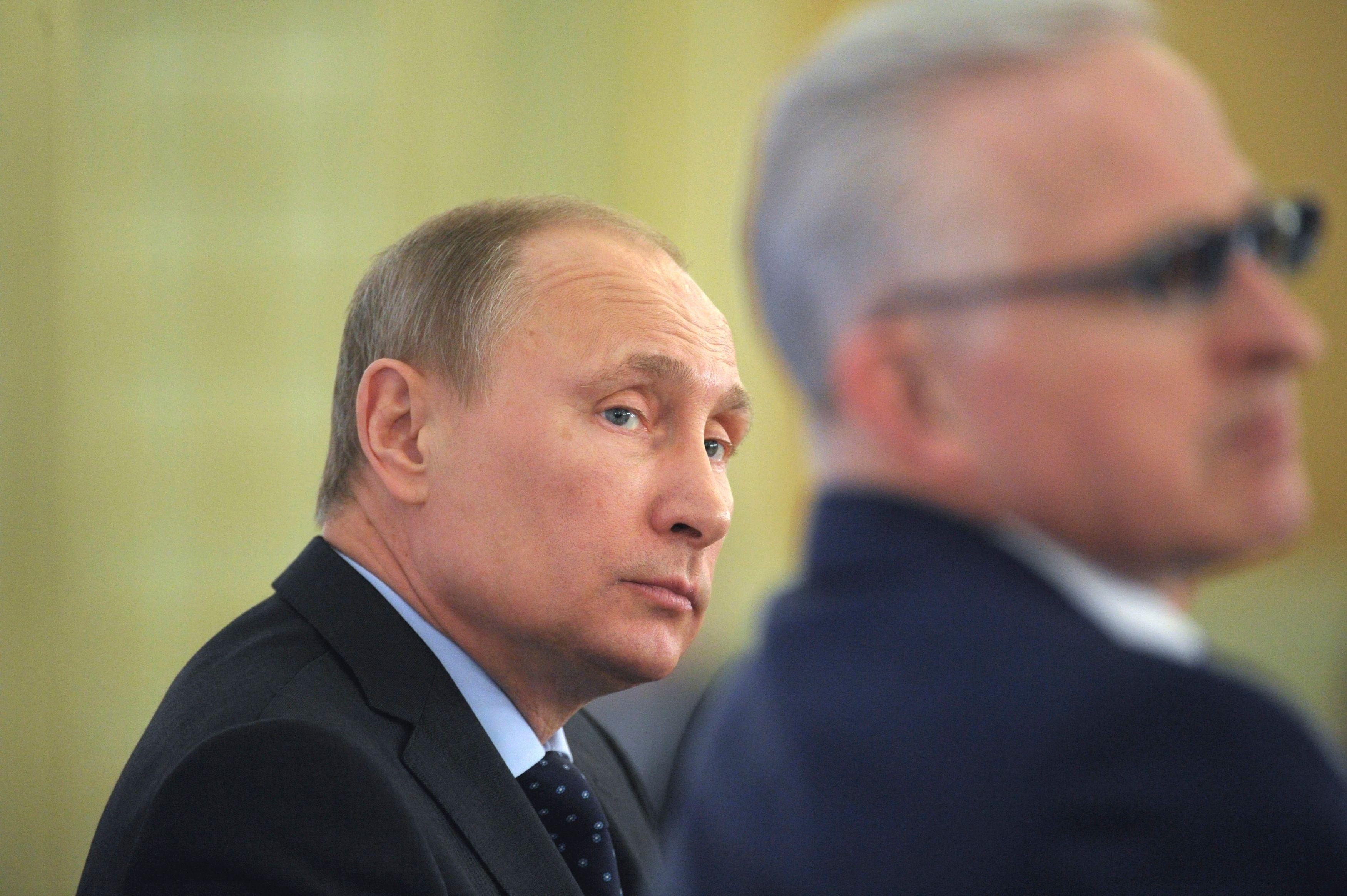 Vladimir Poutine, le président russe.