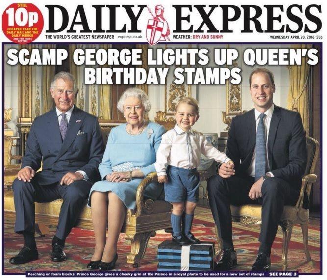 """George était """"très joyeux et plein d'énergie, il était fasciné par les lumières"""", se souvient le photographe Ranald Mackechnie."""