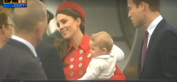 Le prince George va fêter son premier anniversaire