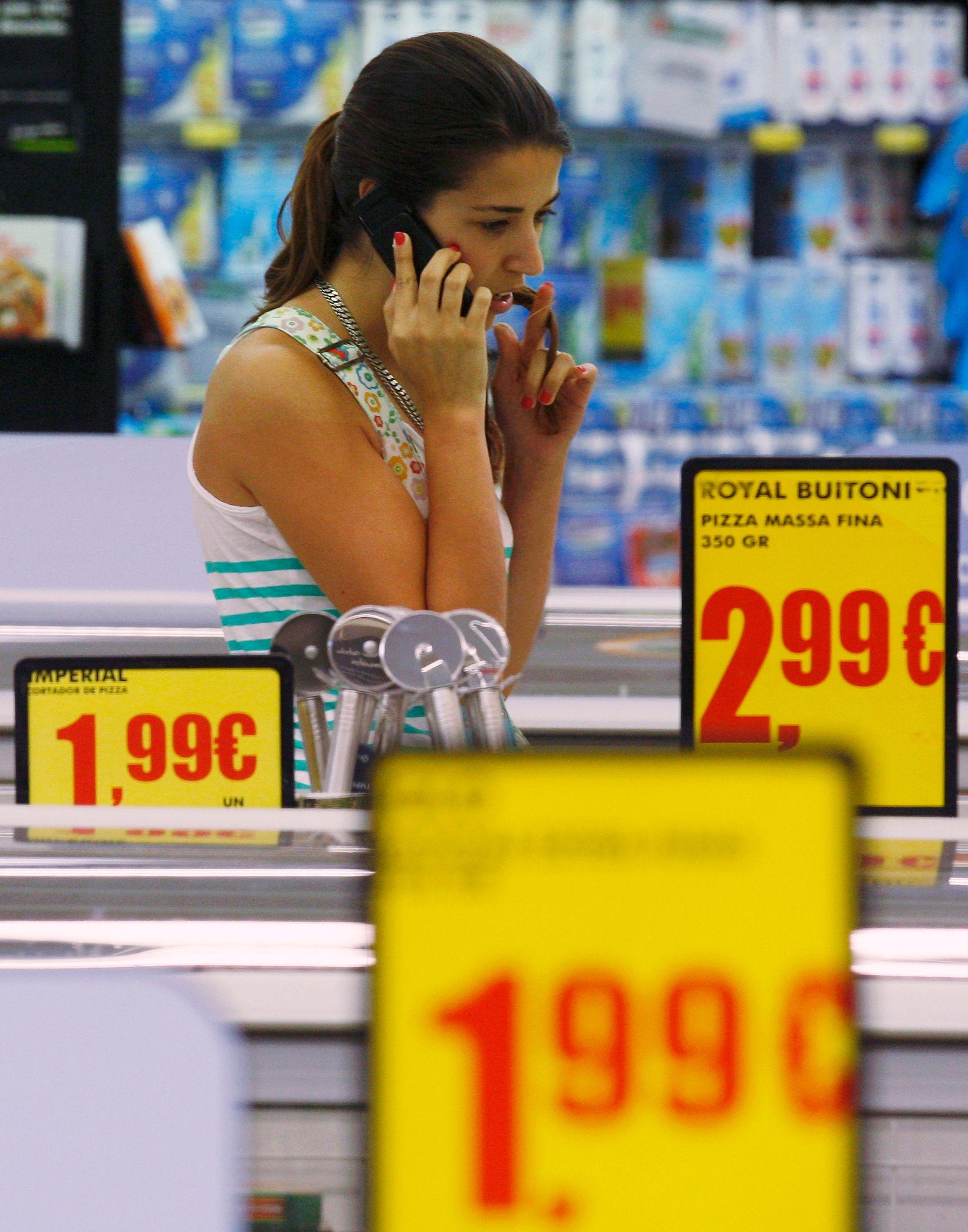 Pas d'envolée des prix depuis l'arrivée de l'euro contrairement à ce qu'affirme Marine Le Pen : une histoire de l'inflation depuis 1985