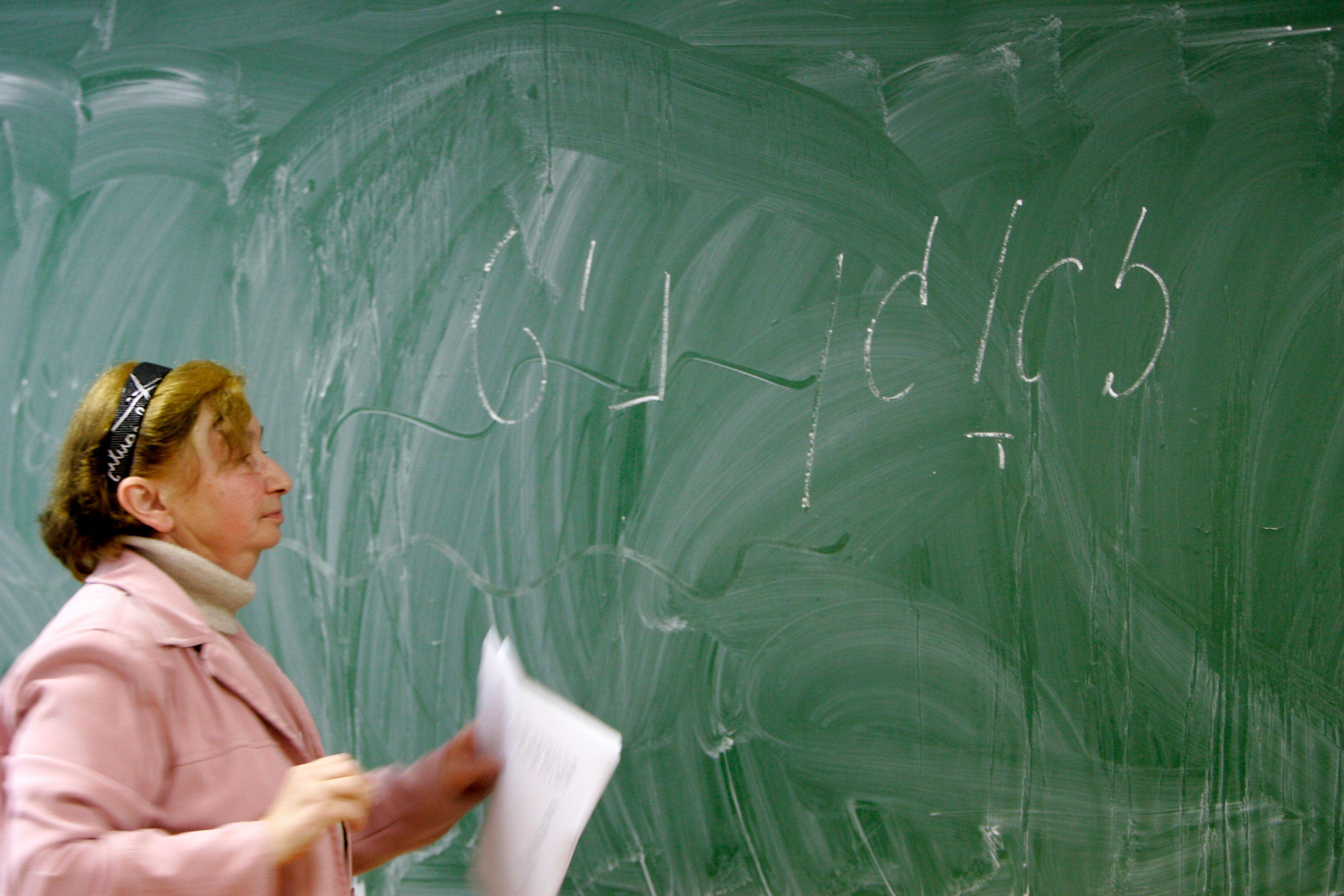 Pourquoi l'absence de légitimité du professeur l'empêche de mener à bien sa mission