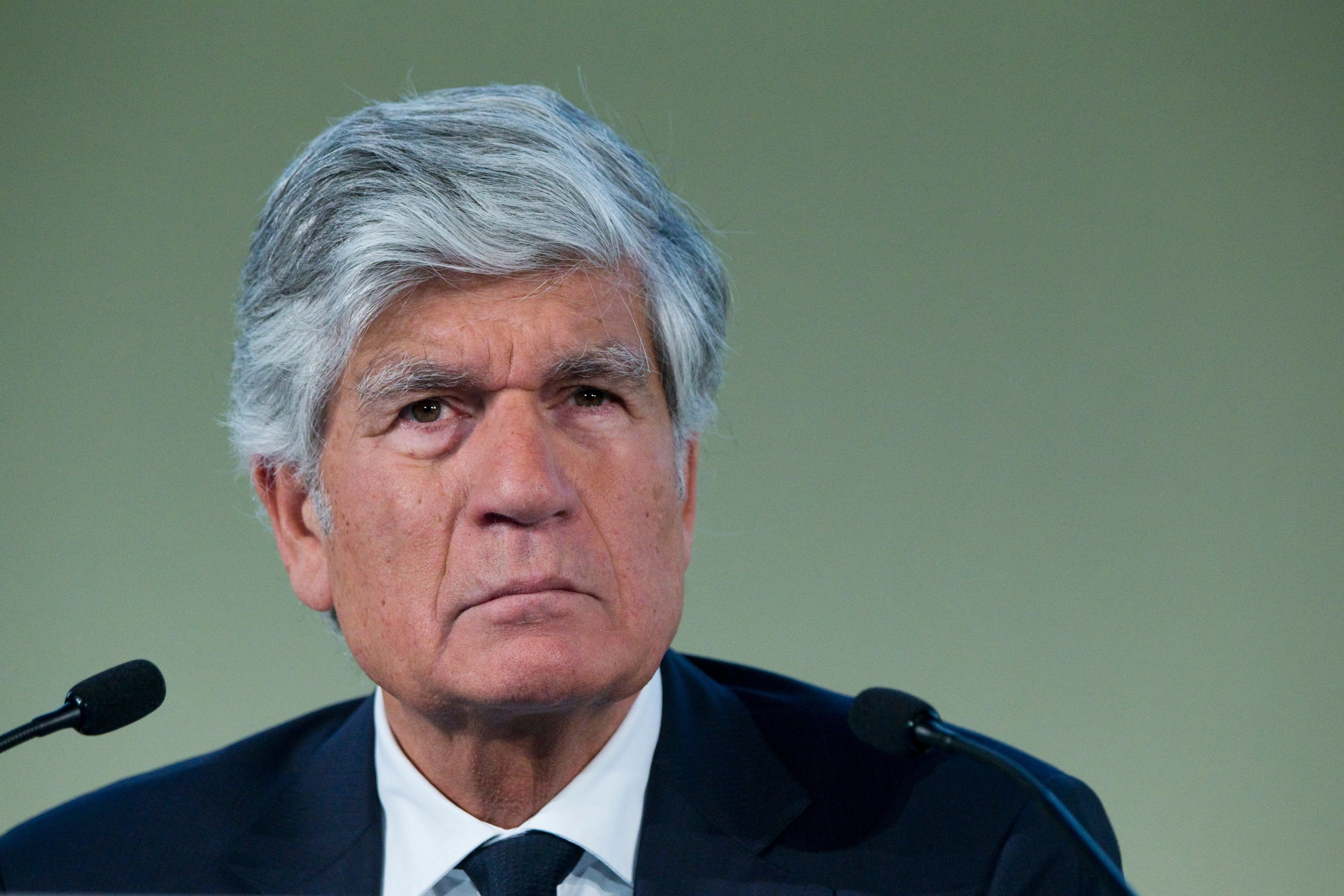Maurice Lévy le patron de Publicis.