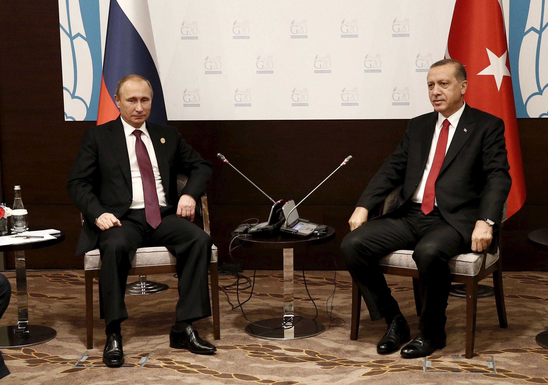 Relations turco-russes : une alliance de circonstance contre les Américains